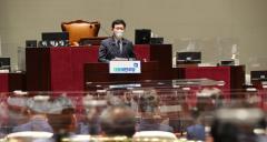 민주당 지도부 경선연기 확정 못해···25일 재논의