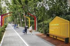 아우디폭스바겐코리아-서울市, '초록빛꿈꾸는통학로'세번째 개통