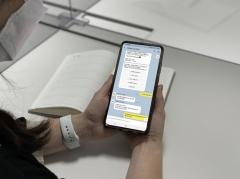 CU, 업계 최초 실시간 상담톡 서비스 도입
