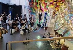 신한카드, 신한아트페어 6000여명 방문···MZ세대 큰 호응