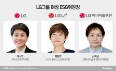 [ESG가 미래다 LG]ESG위원회 이끄는 女사외이사 3인방