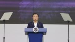 문 대통령, 26일 'K+벤처' 행사 참석···창업·벤처인 靑 초청