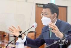 """은성수 """"'분기배당' 신한금융과 의견 교환 중···작년 수준이 바람직"""""""