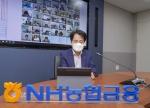 농협금융, 반기 순익 첫 1조 달성···치열한 4위 경쟁 예고(종합)