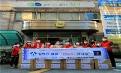 """인천 부평5동 지역사회보장협의체 """"찬나눔, 정나눔"""" 반찬꾸러미 전달"""