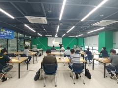 전남테크노파크, '2021년 전남 IP창업Zone 5기 교육' 진행