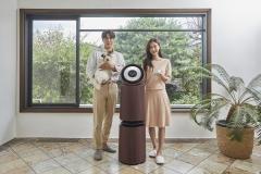 LG전자, 반려동물 가구 전용 공기청정기 신제품 출시