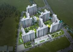 대우건설, 구미 푸르지오 센트럴파크 견본주택 개관