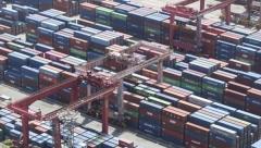 7월 수출 554억달러···65년 무역 역사상 최대치