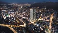 '서면 푸르지오 시티 시그니처' 분양 예정