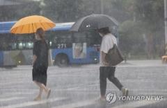 [날씨]5일 전국 곳곳 소나기