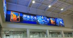 LG전자, 속초 복합쇼핑몰에 대형 LED 전광판 설치