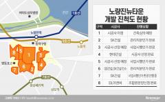 '서울 알짜' 노량진3구역, 포스코건설vsGS건설 '2파전'