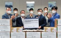 현대차·기아, 東亞 진출 협력사 '마스크' 178만개 지원·