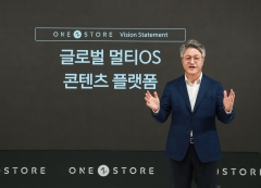 """이재환 원스토어 대표 """"글로벌 멀티OS 콘텐츠 플랫폼 도약할 것"""""""