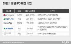 돈줄 막힌 증시···하반기 'IPO 대어'도 먹구름
