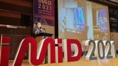 """윤수영 LGD CTO """"디지털 전환 시대, OLED가 핵심 기술"""""""