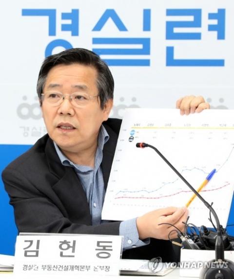 재수 끝에 SH사장 내정된 김헌동···청문회 진통 예상