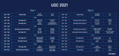 """""""글로벌 블록체인 리더 한 자리에""""···UDC 2021 개막"""
