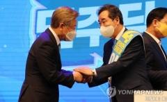 이낙연 지지층, 이재명보다 홍·윤 더 지지···'경선 후유증' 심각