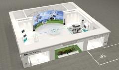 GS칼텍스, '스마트시티 엑스포'서 미래형 주유소 전시