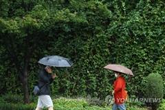 [오늘 날씨]전국 흐리고 곳곳에 비···일교차 커