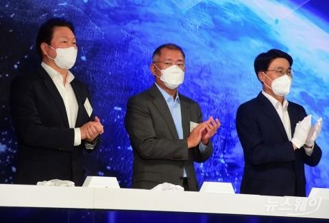 포스코, 삼성엔지니어링·롯데케미칼과 수소사업 개발 협업