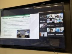 한국철도, 태국·필리핀 등 10개국 교통공무원 온라인 연수 성료