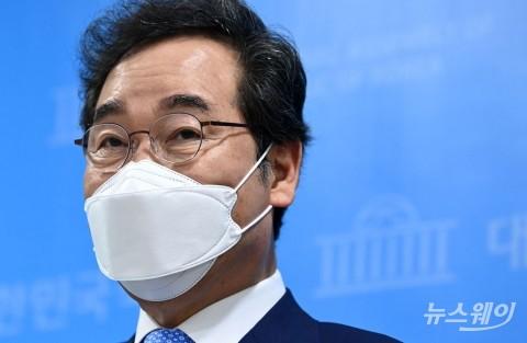 """칩거 중 이낙연 """"어이 없는 윤석열, 대선 주자 행세 그만"""""""