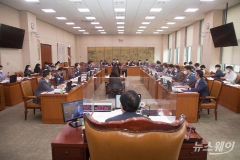 국회 문화체육관광위원회 전체회의