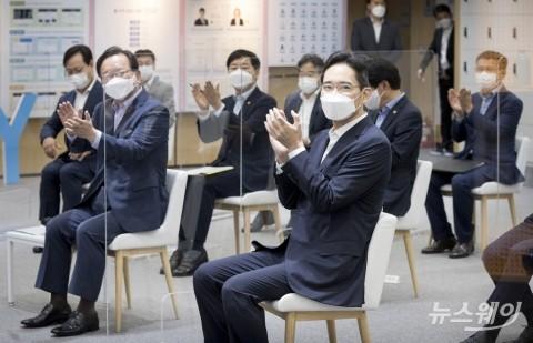김부겸, 삼성 청년 소프트웨어 아카데미(SSAFY) 교육 현장 방문