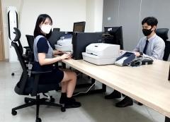 JT저축은행, 그린가드 사무가구 배치···친환경 업무공간 조성
