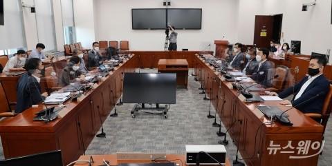 언론중재법 개정안 여야 협의체 5차 회의