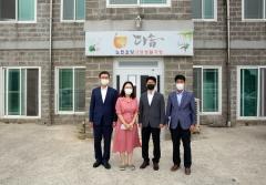 목포대, 추석맞이 사회복지시설에 위문금 전달