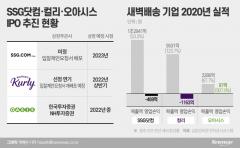SSG닷컴 상장 주관사 윤곽···컬리·오아시스 IPO 속도