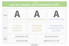 금호석화, ESG 비전 '트리플 A' 확립···9대 중점영역도 발표