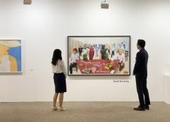 현대百, 킨텍스점서 국내·외 유명 예술작품 전시회 연다