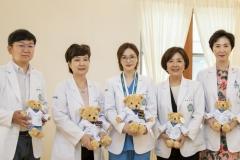 '슬의생' 배우 전미도, 이화의료원 명예홍보대사 위촉