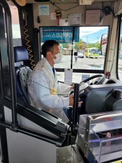 전주 시내버스 운전원, 추석 당일 한복 입는다