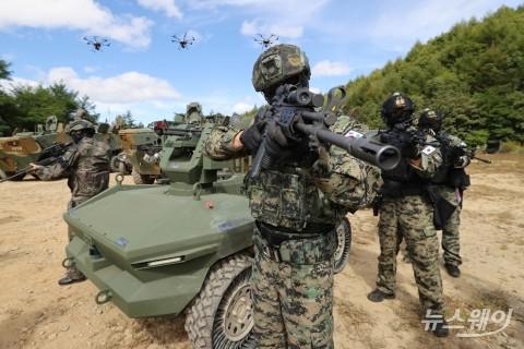 軍, 'Army TIGER 4.0' 전투실험 시연