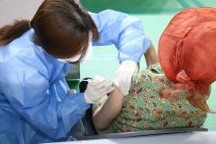 화순군, 코로나19 백신 2차 접종률 60% 돌파
