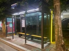 인천 미추홀구, 쾌적하고 안전한 버스정류장으로 새단장