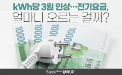 [상식 UP 뉴스]kWh당 3원 인상···전기요금, 얼마나 오르는 걸까?