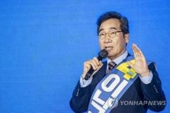 이낙연, 광주·전남 47.1% '첫 승'···이재명 46.9%