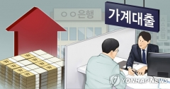 """농협·하나 이어 KB도 대출증가율 5% 육박···""""최악엔 대출 중단"""""""