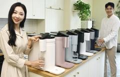 LG전자, 국내 최초 고온살균 정수기 출시