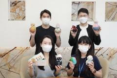 DGB생명, 저개발국 어린이 위해 직접만든 장남감·생활용품 기부