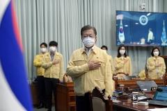 문 대통령 주재 국무회의서 '동물을 생명체로 인정' 민법개정안 통과