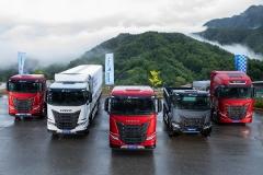 '高효율' 이베코, 대형카고트럭'X-WAY' 출시···1억8630만원~