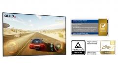 LGD OLED TV 패널, 영국·독일서 게이밍 성능 인증 획득